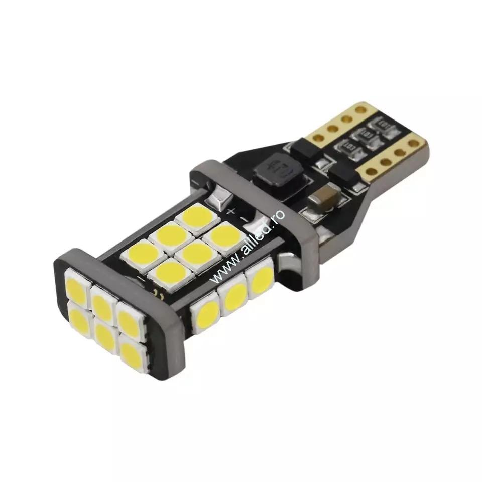 Bec led T5 w16w can-bus