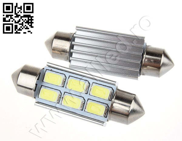 Led sofit c5w canbus 39mm