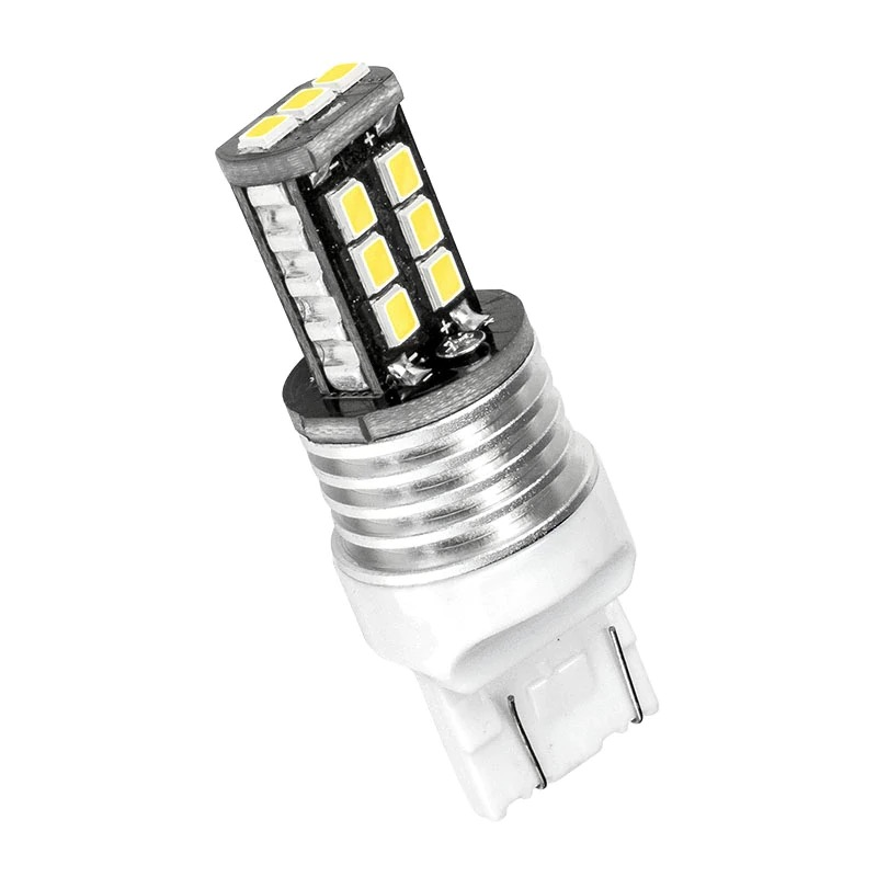 Bec led w21w canbus alb